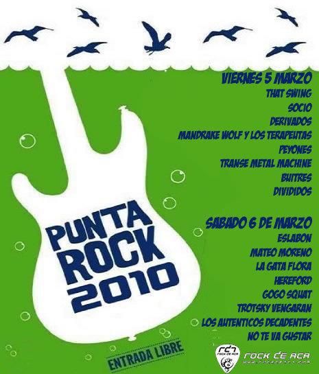 Punta Rock 2010